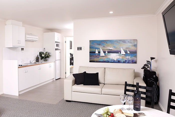 Swan Hill Apartment Accommodation At Murray Downs Resort Deluxe 1 Bedroom Apartments