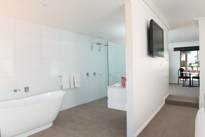 premiere suite swan hill accommodation
