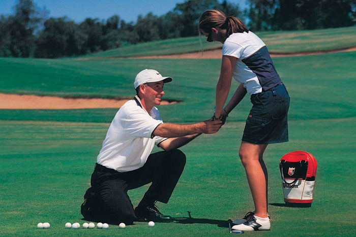resort golf lessons