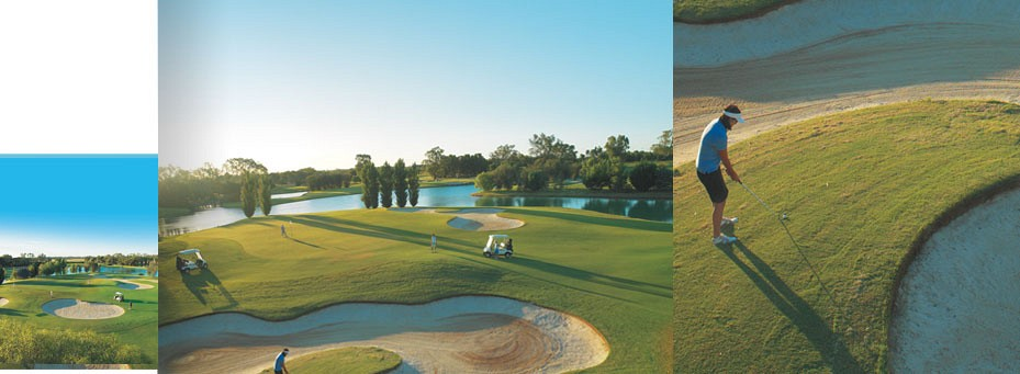 Murray Downs Golf Resort Victoria Swan Hill