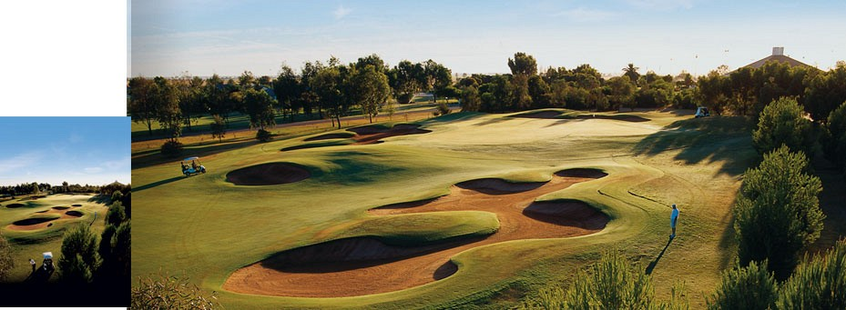 Murray Downs Golf Resort in New South Wales