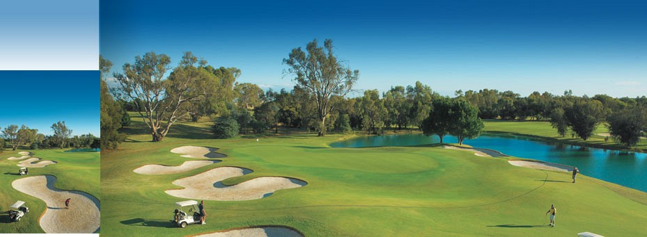 The Swan Hill Golf Resort at Murray Downs