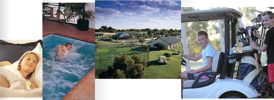 Golf Resort Hotel at Murray Downs