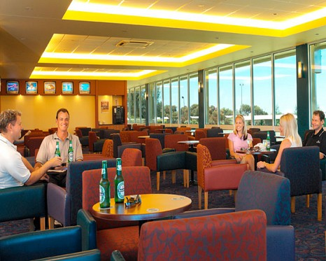 Outstanding Accommodation & Club Facilities